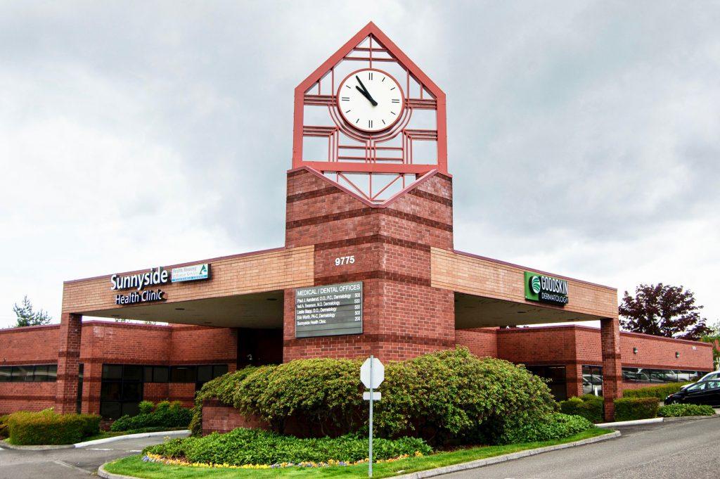 clackamas dermatology office locations